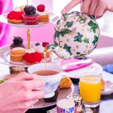 What's the difference between high tea and afternoon tea?