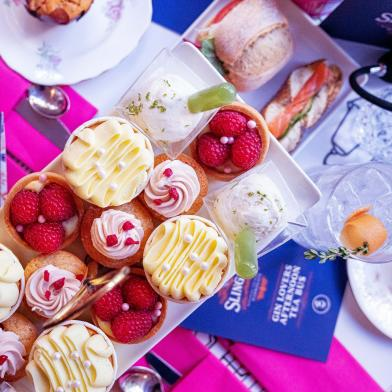 Slingsby Gin Afternoon Tea