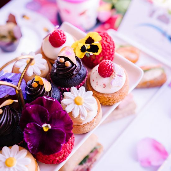 Chelsea Flower Show Afternoon Tea 6