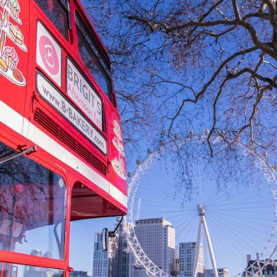 London tour bus route 1